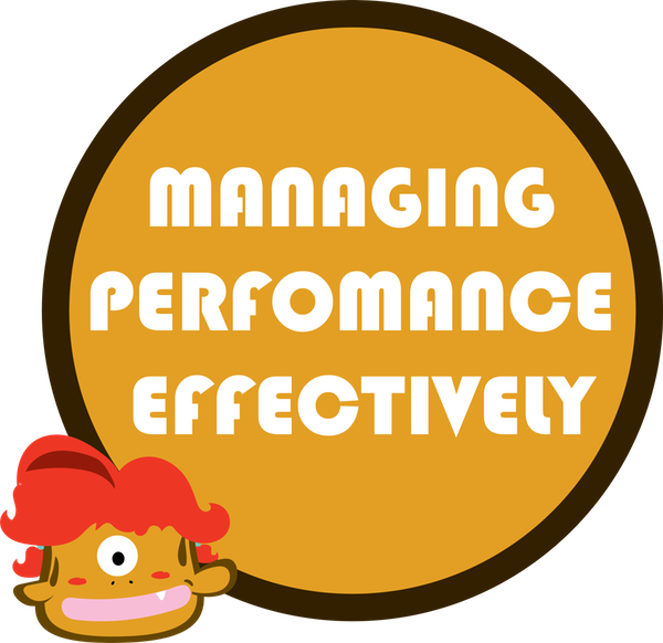 Managing Performance Effectively – 4 Hours