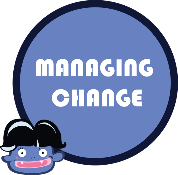 Managing Change - 4 Hours