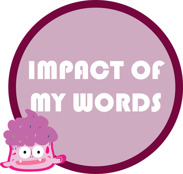 Impact of my words – 3 Hours