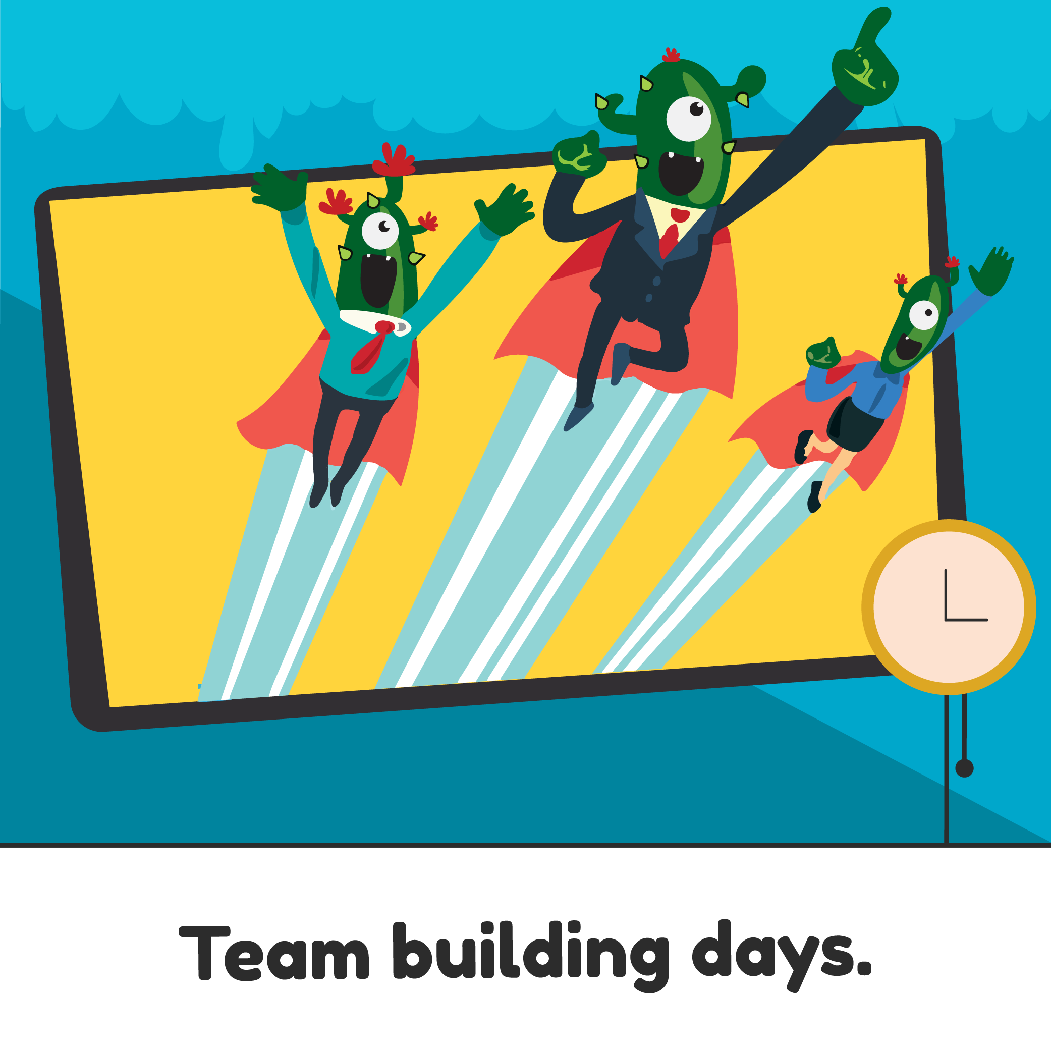team building, teambuilding, feature image